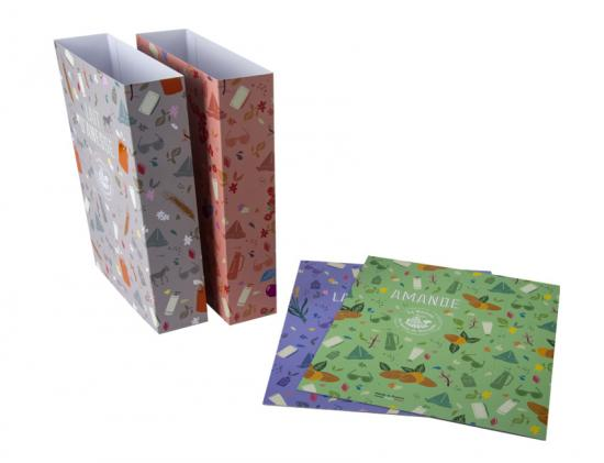 Paper Box Sleeve Wholesale
