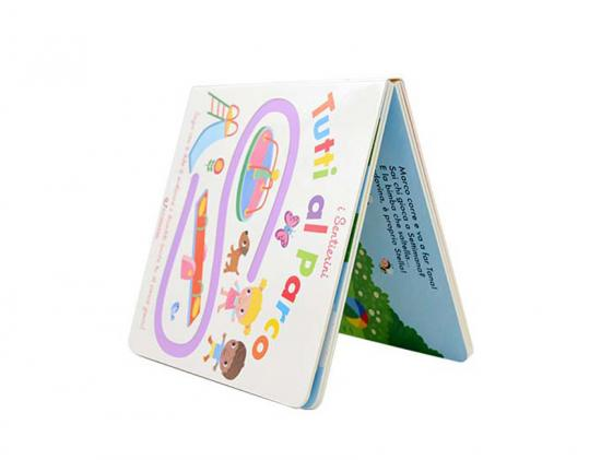 Hardcover Children Book Printing