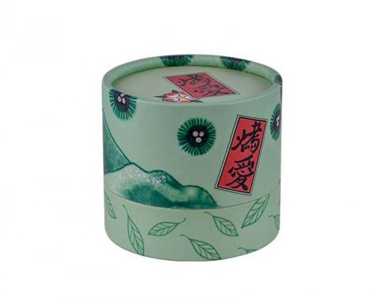 Custom Round Tea Packing Box